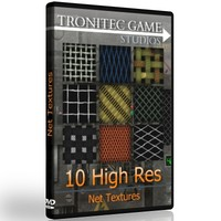 10 High Res Net Textures