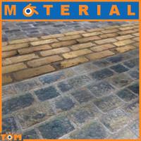 Brick Material Pack