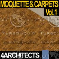 Moquette & Carpets Vol. 1 - Textures