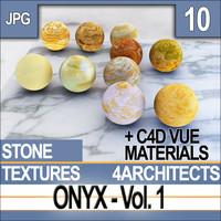 Onyx Vol. 1 - Textures & Materials