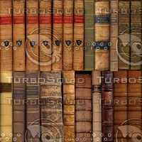 Leather Book Spines