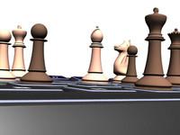 Keyboard Chess