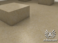 Marble_2_Beige - Procedural Marble Material - 3ds Max 2010 Mental Ray