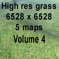 High res grass Volume 4