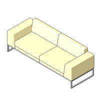 Sofa - Boss Design - Three Seater Sofa