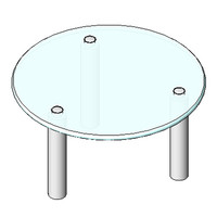 Table - Boss Design - Boxer Coffee Table - Round