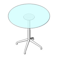 Table - Boss Design - Kruze Table - Medium Round