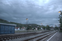 Train Station - HDRI