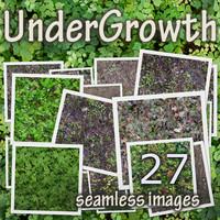 Undergrowth - 27 seamless grounds