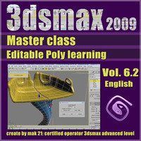 Video Master Class 3dsmax 2009 Vol.6.2 english