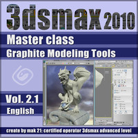 Video Master Class 3dsmax 2010 volume 2.1 english