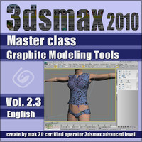 Video Master Class 3dsmax 2010 volume 2.3 english