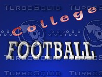 College Football Background