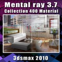 Mental ray 3.7 Pack V1 3dsmax 2010