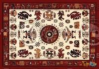 Rectangular carpet 069