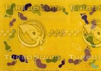 Rectangular carpet 079
