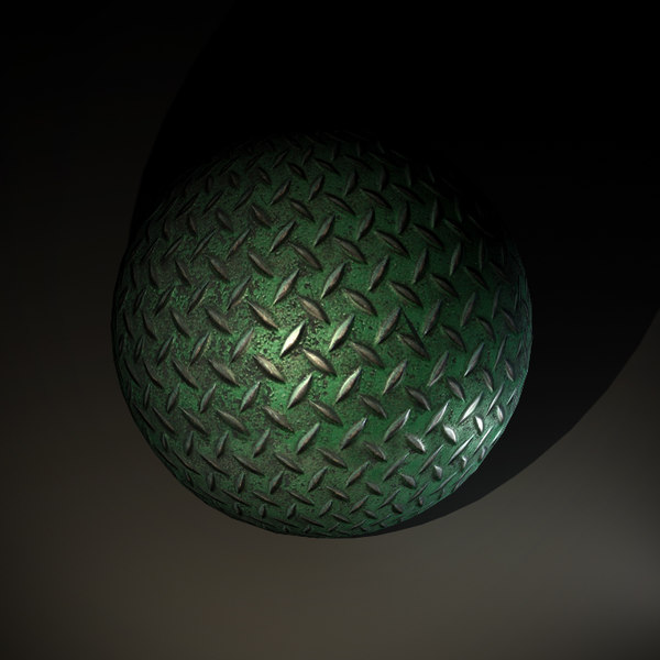 green metal floor sphere.jpg