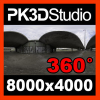 PK3D Studio HDRI map 0003