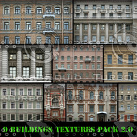 9 buildings textures pack 2