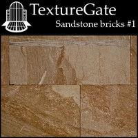 Sandstone Bricks 1