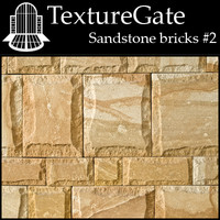 Sandstone Bricks 2