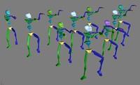 Thriller Like Dance Motion