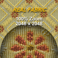 Real Fabric 224a