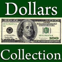 Dollar textures collection