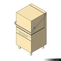 Dishwasher Door Type 01051se
