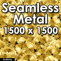 Metal 054 - Brass Cogs