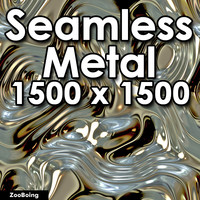 Metal 003 - Chrome