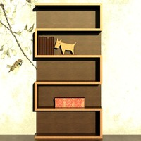 Bookcase_Serpa