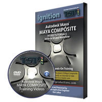 Maya Composite Training Bundle