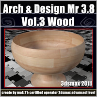 Arch e Design Collection Vol.3 Mental ray 3.8