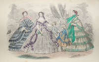 "Antique Godey""s Fashion"