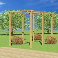 Garden_Pergola