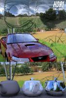 HDRI - Power Pylon