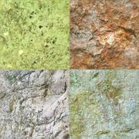 16 Seamless Rock Facing Textures
