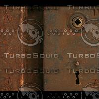 Rusty Lock Texture