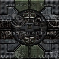 SpaceTech1 Tech Wall A5