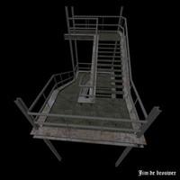 Stairs (Steel)