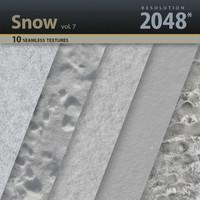 Snow Textures vol.7