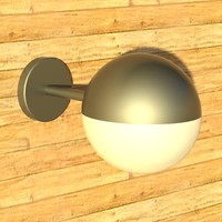 Wall.Lamp_Globe