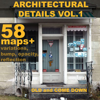 architectural details Vol.1 - old and come down