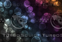 background circles