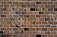 Brown Brick Wall