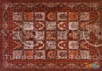 Rectangular carpet 001