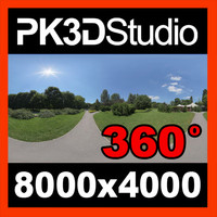 PK3D Studio HDRI map 0006