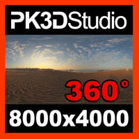 PK3D Studio HDRI map 0009