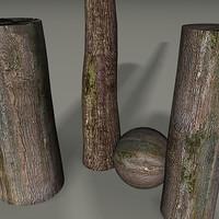 The oak 3DM material